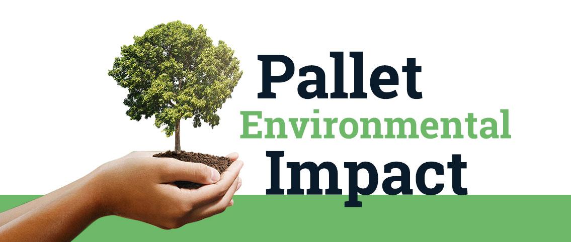 Pallet environmental impact